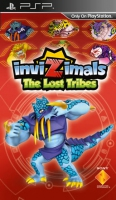 Sony Invizimals: The Lost Tribes PlayStation Portatile (PSP) videogioco