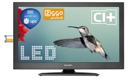"Salora 26LED7100C 26"" HD Nero LED TV"