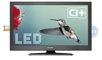 "Salora 26LED7105CD 26"" HD Nero LED TV"