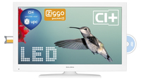 "Salora 26LED7115CDW 26"" HD Bianco LED TV"