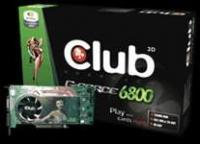 CLUB3D GEFORCE 6800 128MB DDR GDDR
