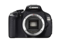 Canon EOS 600D + EF-S 18-55IS II CB Kit fotocamere SLR 18MP CMOS 5184 x 3456Pixel Nero