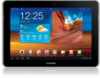 Samsung Galaxy Tab 10.1N 64GB 3G Nero tablet