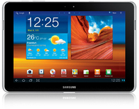 Samsung Galaxy Tab 10.1N 64GB 3G Bianco tablet