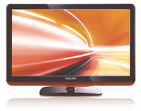 "Philips 26"" EasySuite 26"" Compatibilità 3D Nero LED TV"