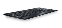 Logitech Wireless Illuminated Keyboard K800 RF Wireless Russo Nero tastiera