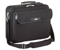 "Targus Notepac Plus Carrying Case 15.4"" Valigetta ventiquattrore Nero"