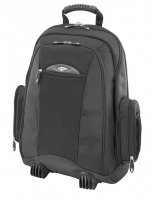 "Targus PORT Laptop Backpack 15"" Zaino Nero"