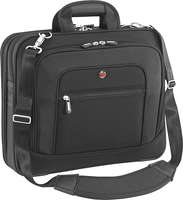 "Targus 15.4"" Global Executive Deluxe Case 15.4"" Valigetta ventiquattrore Nero"