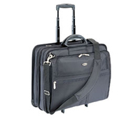 "Targus 17"" XL Rolling Notebook Case 17"" Trolley case Nero"