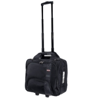 "Toshiba Lightweight Roller Case 15.4"" Trolley case Nero"