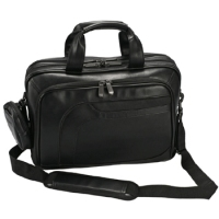 "Toshiba 13.3"" Premier Leather Carrying Case 13.3"" Valigetta ventiquattrore Nero"