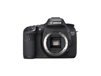 Canon EOS 7D Kit fotocamere SLR 18MP CMOS 5184 x 3456Pixel Nero