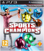 Sony Sports champions PlayStation 3 Inglese videogioco