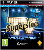 Sony TV Superstars PlayStation 3 Inglese videogioco