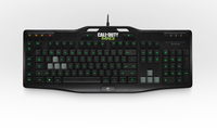 Logitech Gaming Keyboard G105: Made for Call of Duty USB Nero tastiera