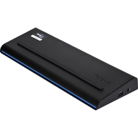 Targus ACP71USZ USB 3.0 (3.1 Gen 1) Type-A Nero, Blu replicatore di porte e docking station per notebook