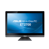 "ASUS ET ET2700INTS-B040C 2.8GHz i7-2600S 27"" 1920 x 1080Pixel Touch screen Nero All-in-One PC"