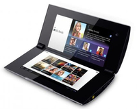 Sony Tablet P 4GB 3G Nero, Argento tablet
