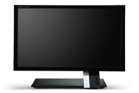 "Acer Design 235HLAbii 23"" Full HD Nero monitor piatto per PC"