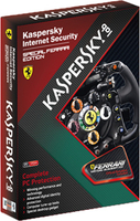 Kaspersky Lab Internet Security Special Ferrari Edition, 2U 2utente(i)