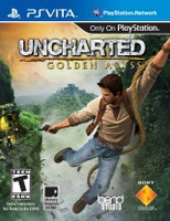Sony Uncharted: Golden Abyss, PS Vita PlayStation Vita Tedesca, Inglese videogioco