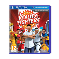 Sony Reality Fighters, PS Vita PlayStation Vita Tedesca, Inglese videogioco