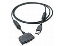 Sony USB Cable DCU-11 for mobile phones Nero cavo per cellulare