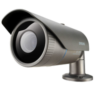 Samsung SCO-2080 IP security camera Interno e esterno Capocorda Grigio