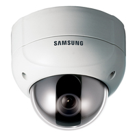 Samsung SCV-2120 IP security camera Interno e esterno Cupola Avorio