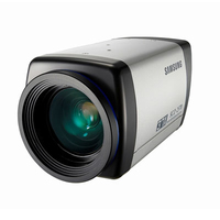 Samsung SCZ-2370 IP security camera Interno e esterno Nero, Argento