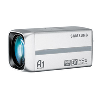 Samsung SCZ-3430 IP security camera Interno e esterno Argento