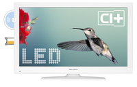 "Salora 32LED7115CDW 32"" HD Bianco LED TV"