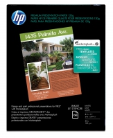 HP Premium Presentation Letter (215.9×279.4 mm) Opaco Bianco carta inkjet