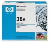 HP 38A Black Laser cartridge 12000pagine Nero