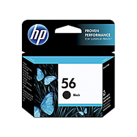 HP 56 Black Nero cartuccia d