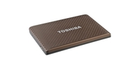 Toshiba STOR.E PARTNER 1TB 1000GB Nero, Marrone disco rigido esterno