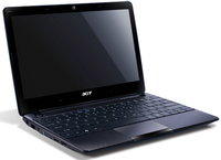 "Acer Aspire One AO722 1GHz C-60 11.6"" Nero Netbook"