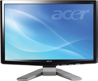 "Acer P193W 19"" Nero monitor piatto per PC"