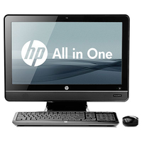 "HP Compaq Elite 8200 3.1GHz i3-2100 23"" 1920 x 1080Pixel Nero PC All-in-one"