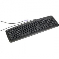 Targus AKB14USZ Desktop PS/2 Keyboard PS/2 QWERTY Nero tastiera