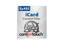 ZyXEL iCard Commtouch Content Filtering
