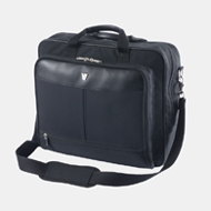 "V7 Carry Case Associate 15.4"" Valigetta ventiquattrore Nero"
