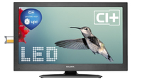 "Salora 32LED7100C 32"" HD Nero LED TV"