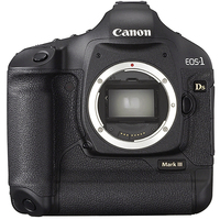Canon EOS 1Ds Mark III 21MP CMOS 5616 x 3744Pixel Nero