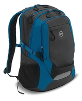 "DELL Energy Backpack 17.3"" 17.3"" Zaino Nero, Blu"