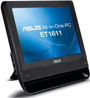 "ASUS ET ET1611PUT-B0477 1.8GHz D425 15.6"" 1366 x 768Pixel Touch screen Nero All-in-One PC"