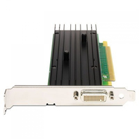 HP GN502AA NVS 290 0.25GB GDDR2 scheda video