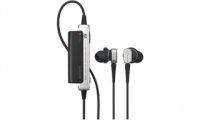 Sony Noise Cancelling MDR-NC22, Black Nero Intraurale cuffia