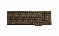 Acer TravelMate 7520/7720G keyboard QWERTY Inglese US Nero tastiera